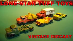 lone star tuf toys retro 1970's diecast toy cars review