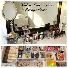 makeup organization; makeup storage; makeup organization ideas; makeup  storage ideas; makeup tips