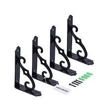 etechmart decorative shelf brackets 5