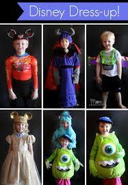 Homemade Disney Costume Ideas Easy Disney Kids Playdate Ideas