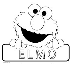 Small Picture Free Ideal Elmo Coloring Pages Free Printable Coloring Page and
