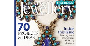 making jewellery issue 107