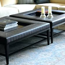 coffee table with ottomans underneath glass coffee table with ottomans underneath round coffee table with nesting coffee table with ottomans