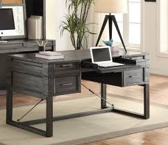 hudson 60 inch writing desk with power center in vintage midnight intended for stylish property 60 inch writing desk ideas