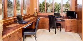 Mesquite Wood Desktop