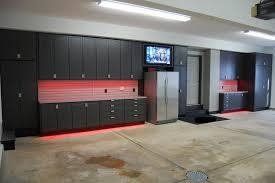 garage interior. Garage:Grey Garage Walls Paint Scheme Ideas Contemporary Interior Step