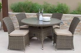 rattan outdoor restaurant furniture. quick view · maze rattan - winchester 4 seat round dining set outdoor restaurant furniture