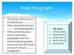 Conclusion In Essay Body Essay Structure Image Essays Edited Copy S Acts Of Character