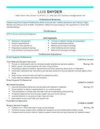 Hospital Housekeeping Resume Sample Hotel Housekeeper Resume Housekeeper  Resume Sample
