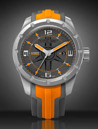 orange swiss sport watch wryst ultimate es50 for men limited edition orange swiss watch limited edition for men