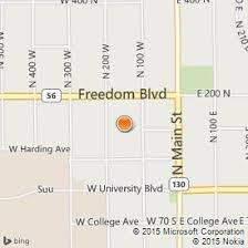 evans hairstyling college cedar city location map street view