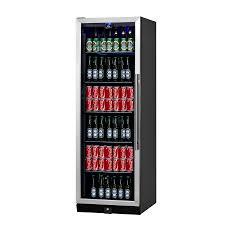 beverage refrigerator lowes. Delighful Refrigerator KingsBottle 450Bottle Capacity 143cu Ft Commercial Beverage Center Intended Refrigerator Lowes P