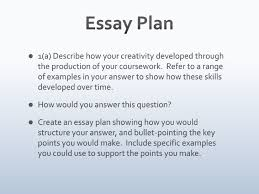 creativity essay