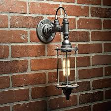 industrial pipe lighting.  Pipe Steampunk Pipe Lamp Lighting Sconce Light  Industrial Bathroom Wall Inside Industrial Pipe Lighting