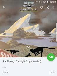 Run Through The Light Yes
