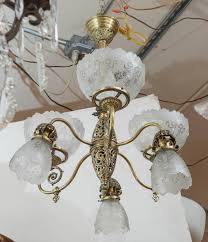 we in the lighting business refer to this style chandelier as a combo light