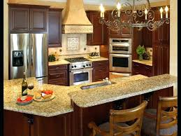 2 tier kitchen island ideas awesome two of rectangular prep sink and granite designs diy kitchen two tier island