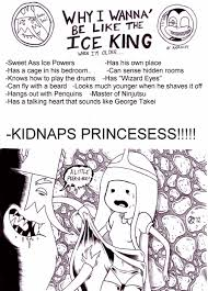 Ice king is awesome oddly enough I found this also 68530917.