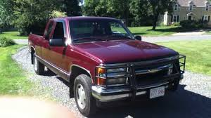 All Chevy 97 chevy k1500 : My 1997 Chevy Silverado Z71 K1500 - YouTube