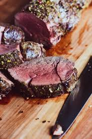Cover the filet with aluminum foil and allow to. How To Roast Beef Tenderloin The View From Great Island