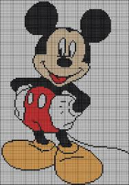 Mickey Mouse Crochet Pattern Free Cool Decorating