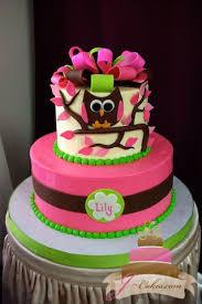 Baby Showers  JCakesOwl Baby Shower Cakes For A Girl