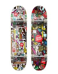 Skateboards Designs 55 Awesome Skateboard Deck Designs Pixel Curse