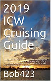 Icw Mileage Chart Amazon Com The Intracoastal Waterway Chartbook Norfolk