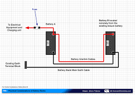 how to connect two batteries in parallel part 2 caravan practical considerations of battery banks 06