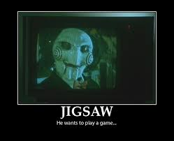 Jigsaw Quotes Awesome Jigsaw Motivator By MovieMan On DeviantArt