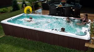 Hydropoool Swim Spa - Family