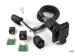ford f150 1997 2003 wiring kit harness curt mfg 55242 2002 2001 Ford F-150 Wire Harness Diagrams at Wire Harness Ford F150 1999