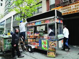 Nyc Vending Machine License Cool Hot Dog Vendors And Coffee Carts Turn To A Black Market Operating In