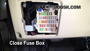 interior fuse box location 2001 2006 hyundai santa fe 2003 Hyundai Santa Fe Fuse Box Diagram at 02 Hyundai Santa Fe Fuse Box