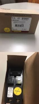 circuit breakers and fuse boxes 20596 square d homeline 2 pole 50 Dual Square D Fuse Box circuit breakers and fuse boxes 20596 new in box square d hom215cafi or 2 pole Square D Manufacturing Locations