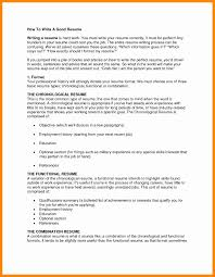Chronological Resume Format Download Inspirational Resume Format