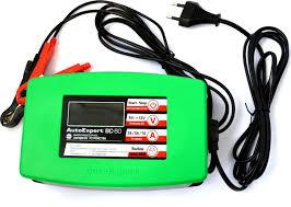 Автомобильное зарядное <b>устройство AutoExpert BC-80</b> (LCD ...