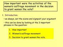 women suffrage essay isis thesis best lance content women suffrage essay