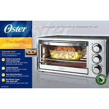 oster large digital countertop toaster oven tssttvmndg toaster oven large digital stainless steel reviews