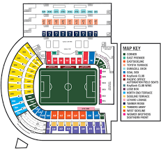 Portland Timbers Seating Map Portland Timbers