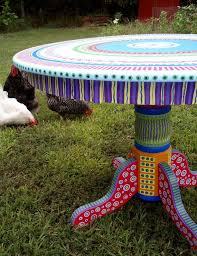 popular painted furniture colors. hand painted furniture cool table jg can i find a high enough for me and my wchair and then make it this happy playful popular colors