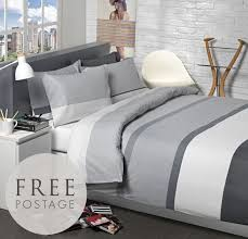 striped bedding free uk delivery