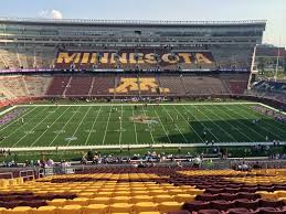64 True To Life Tcf Stadium Seating View