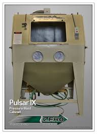 Clemco Industries Blast Cabinets Pulsar Ix Suction Cabinet Florida Silica Sand Company