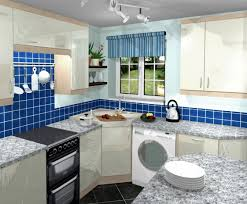 Kitchen Remodelling Kitchen Room Blue Small Kitchen Remodelling Ideas With White