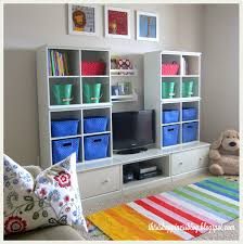 Toy Organization For Living Room This Is Happiness Organized Kids Arts And Crafts Closet