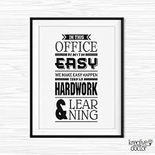 wall art for the office. Office Wall Art Motivational Poster Inspiration Canvas Quotes  Decor Printables For The Wall Art The Office