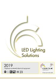 Led Lights Hazardous Waste Cortem Group Led Lighting Products For Hazardous Areas By