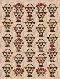 Best 25+ Laundry basket quilts ideas on Pinterest | Basket quilt ... & Paint Basket quilt pattern by Edyta Sitar of Laundry Basket Quilts Adamdwight.com