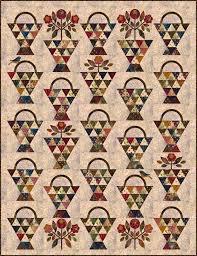 1598 best BASKET QUILTS A images on Pinterest | Basket quilt ... & Paint Basket Pattern - Laundry Basket Quilts Adamdwight.com